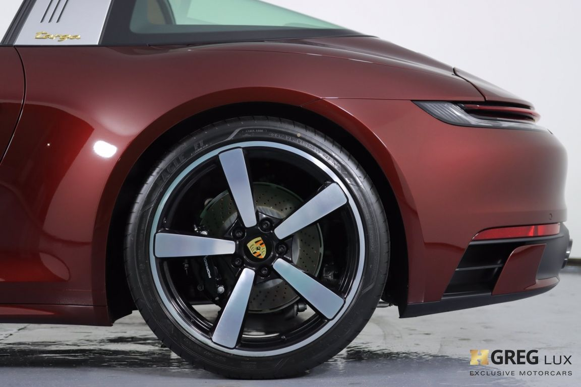 2021 Porsche 911 Targa 4S Heritage Design Edition #25