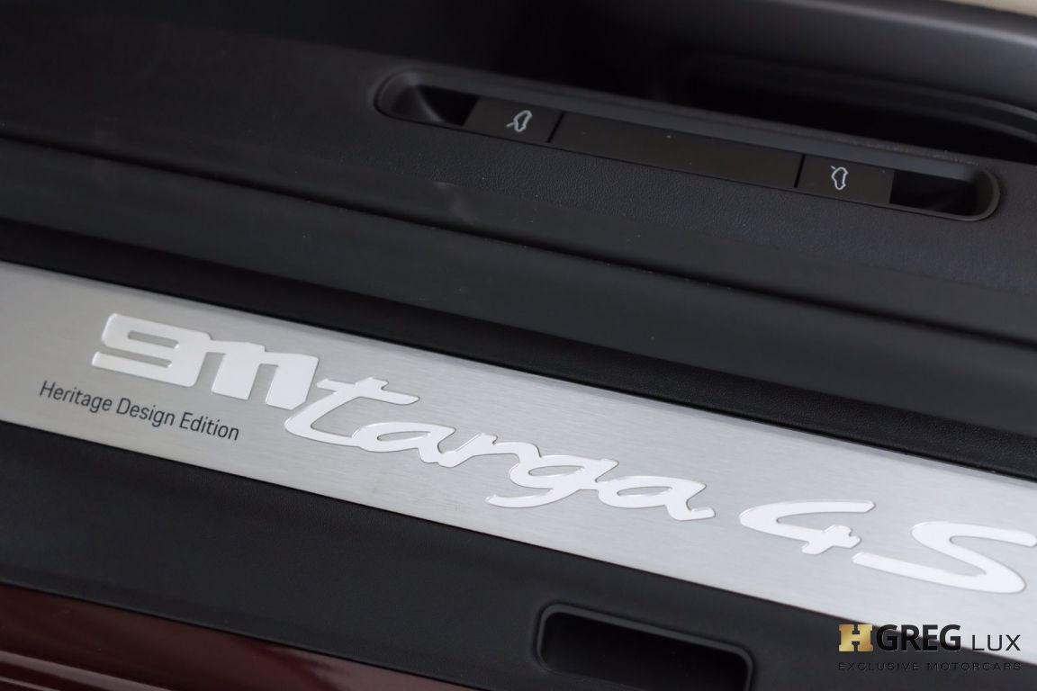 2021 Porsche 911 Targa 4S Heritage Design Edition #40