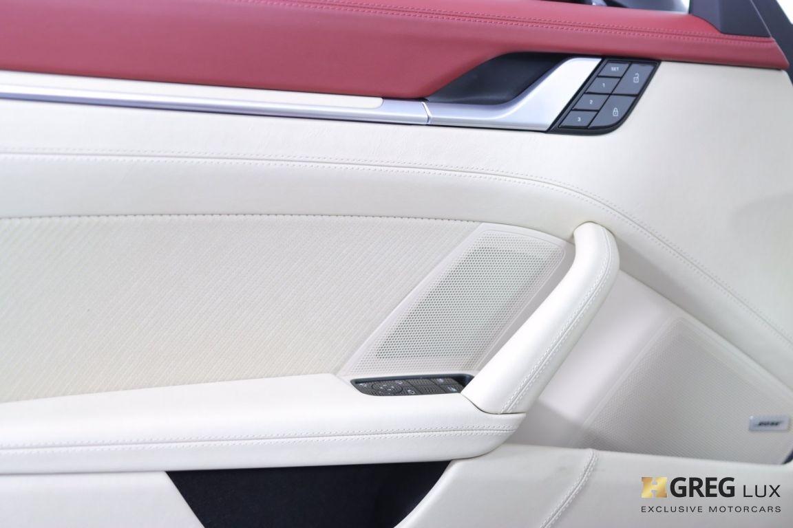 2021 Porsche 911 Targa 4S Heritage Design Edition #37