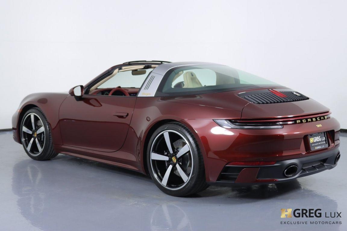 2021 Porsche 911 Targa 4S Heritage Design Edition #21