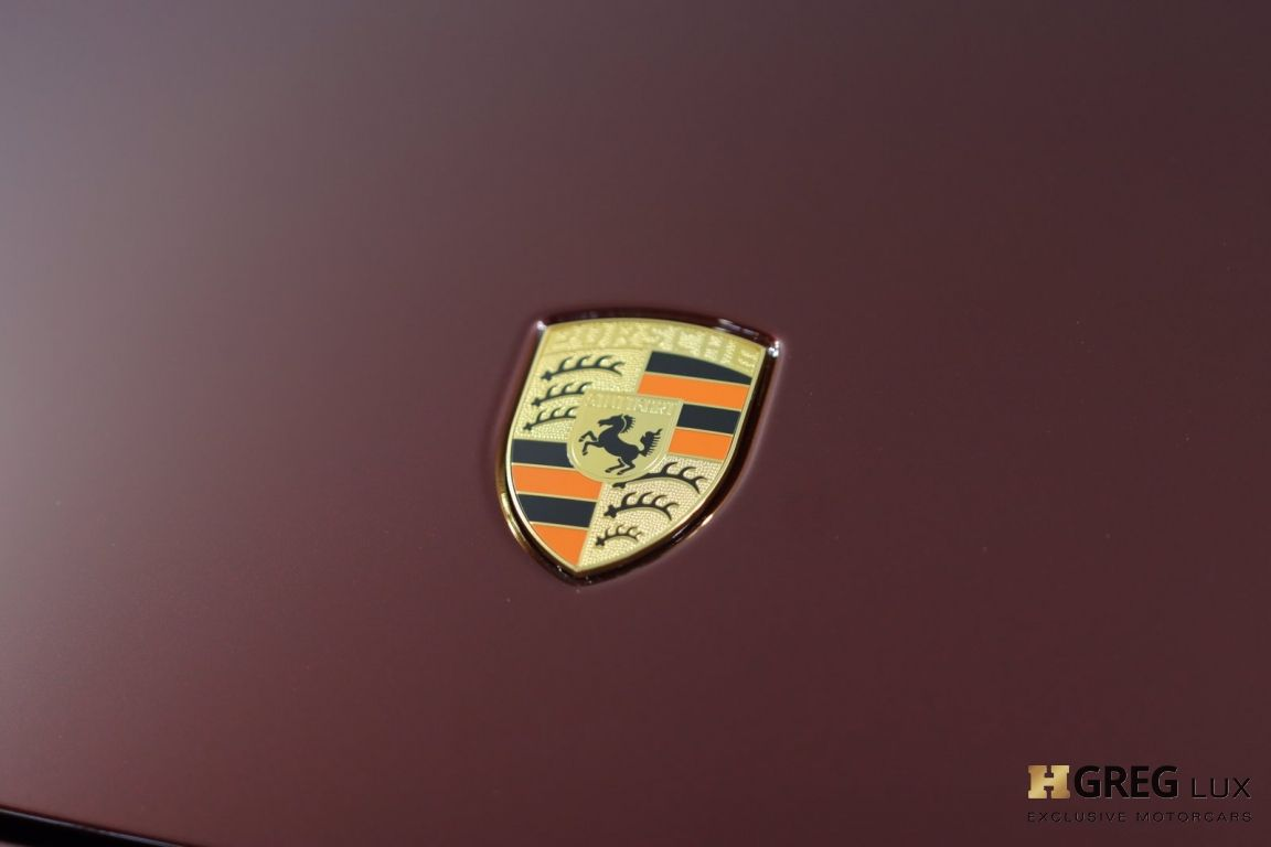 2021 Porsche 911 Targa 4S Heritage Design Edition #8