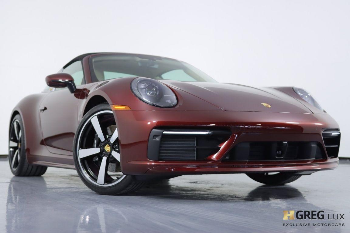 2021 Porsche 911 Targa 4S Heritage Design Edition #3