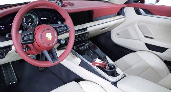 2021 Porsche 911 Targa 4S Heritage Design Edition #1