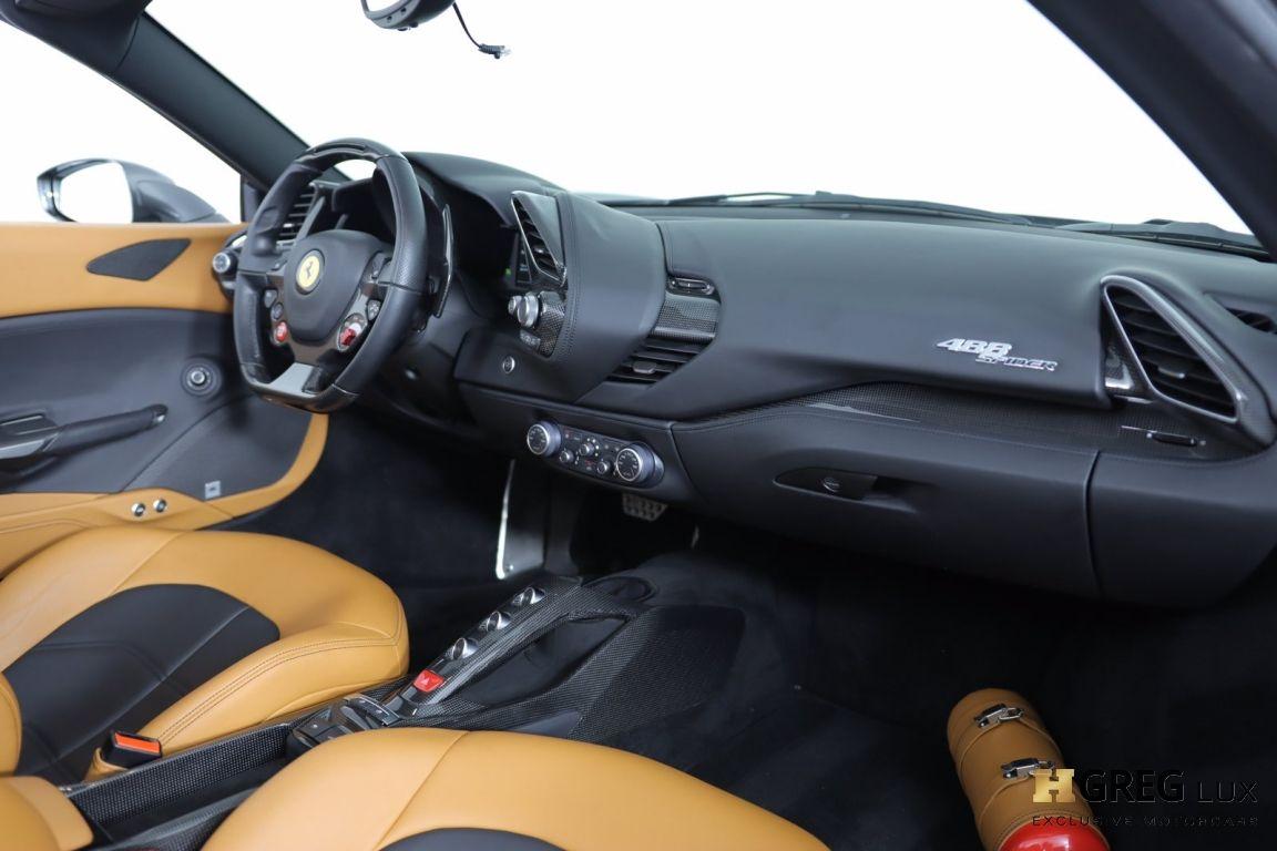 2018 Ferrari 488 Spider  #30