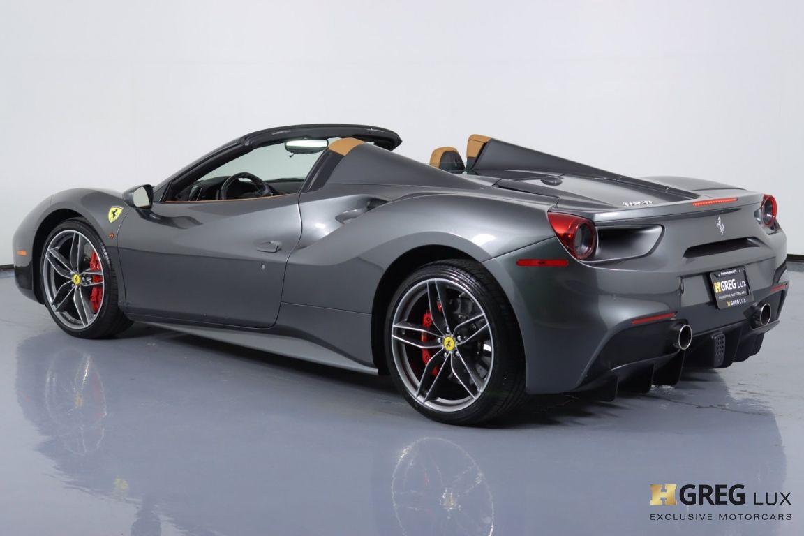 2018 Ferrari 488 Spider  #22