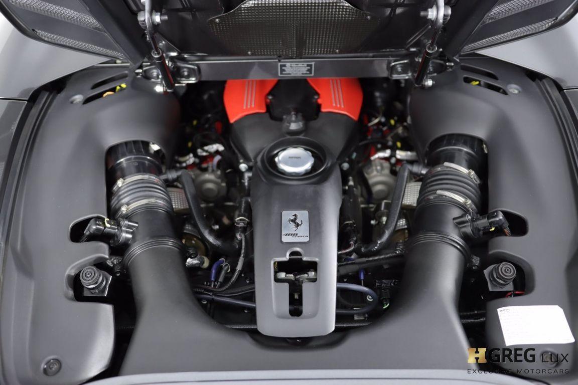2018 Ferrari 488 Spider  #44
