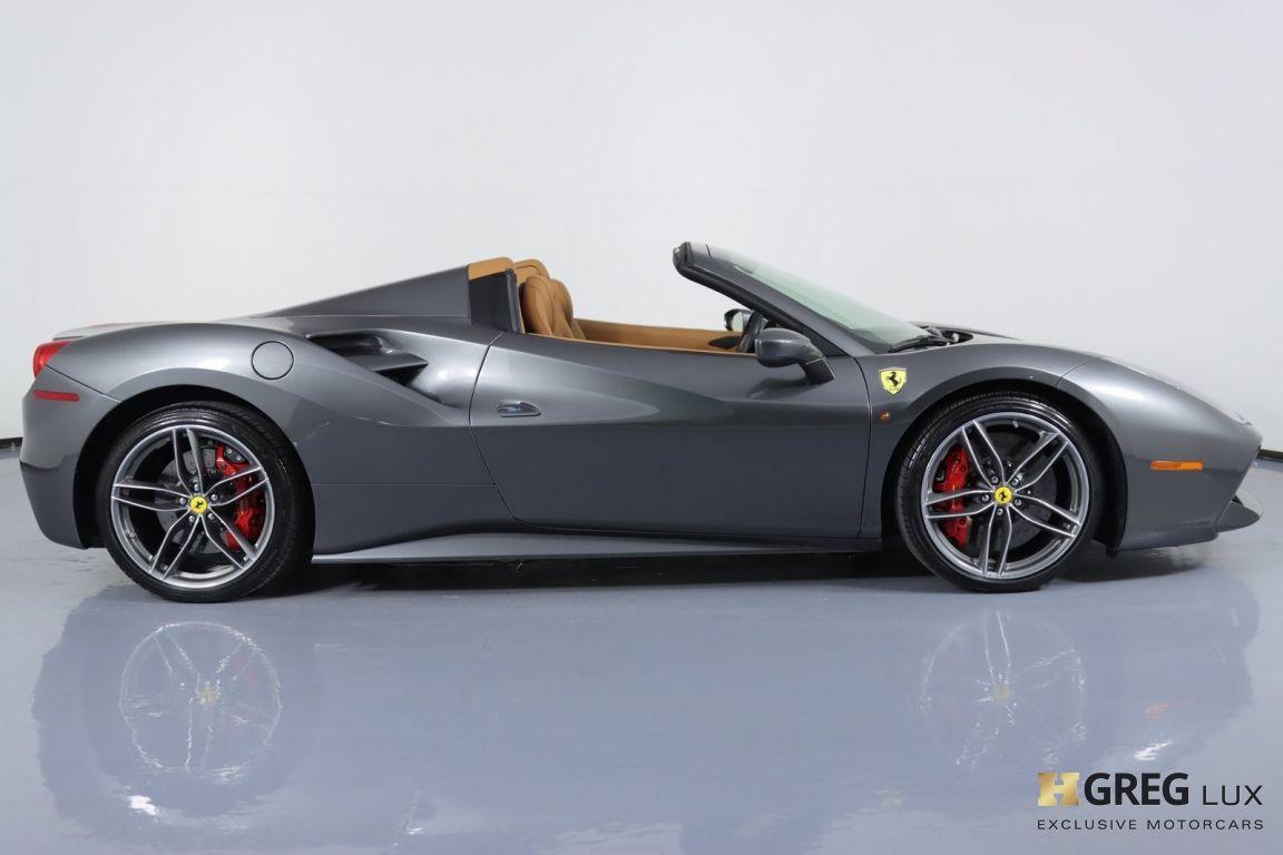 2018 Ferrari 488 Spider  #12