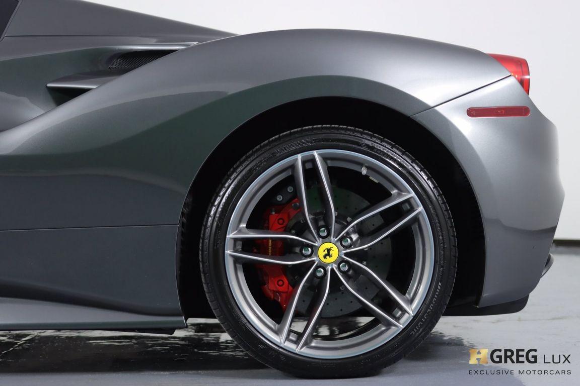 2018 Ferrari 488 Spider  #26