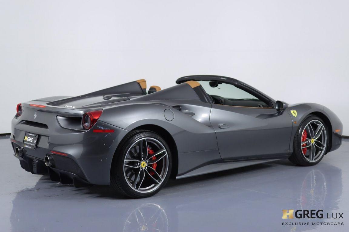 2018 Ferrari 488 Spider  #17