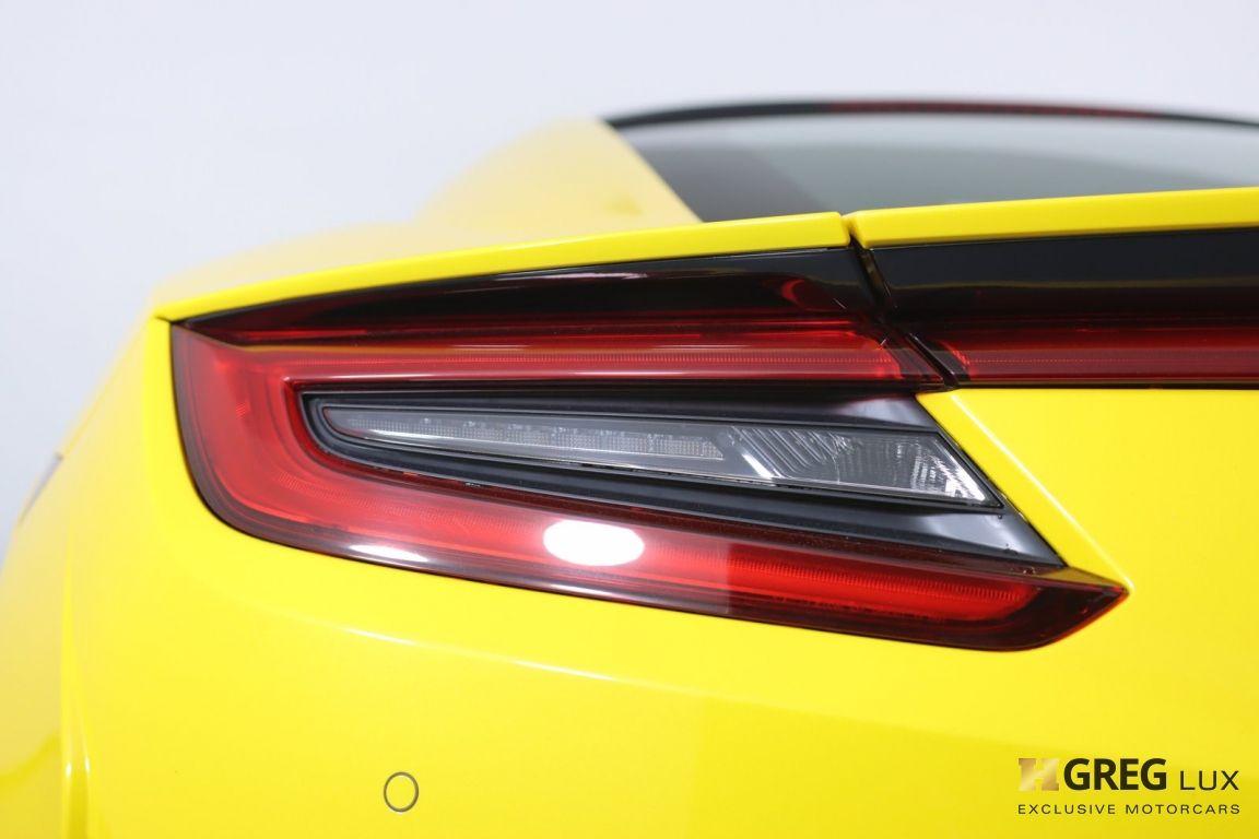2020 Acura NSX  #18