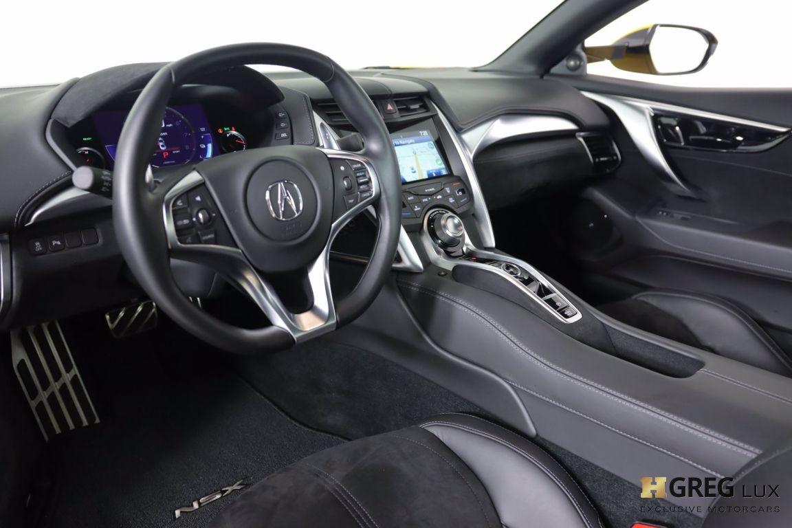 2020 Acura NSX  #1