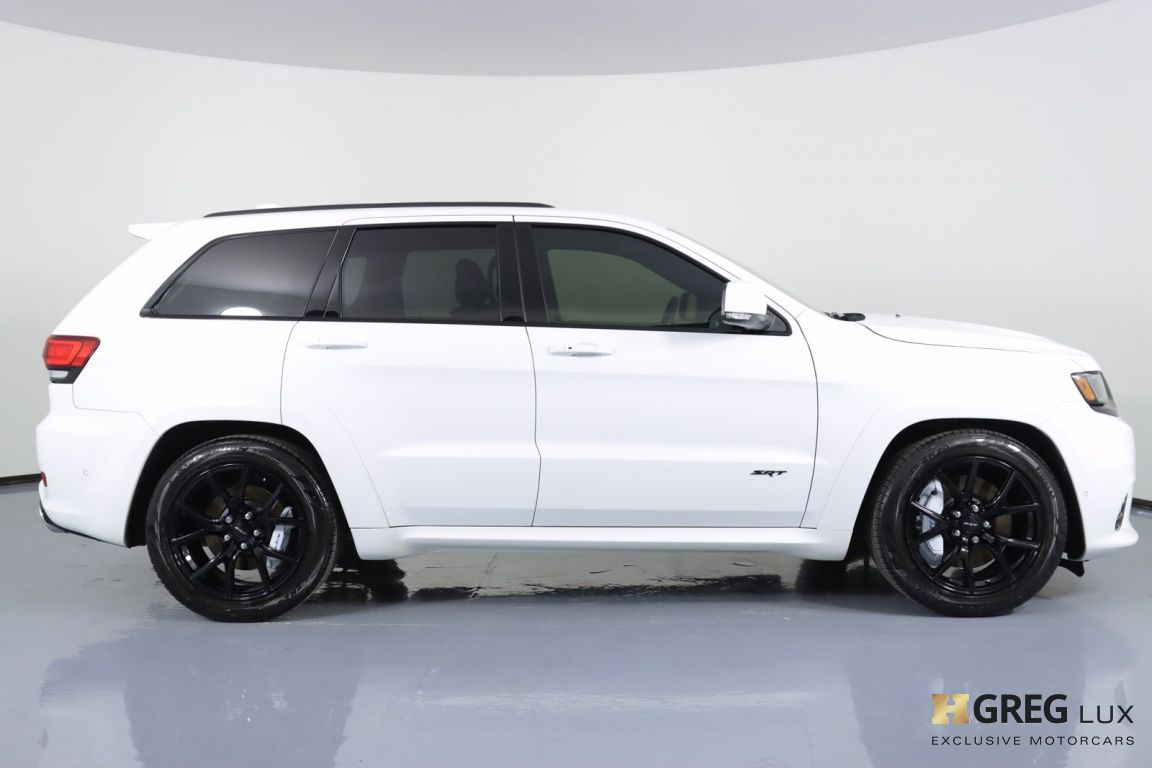 2018 Jeep Grand Cherokee SRT #9