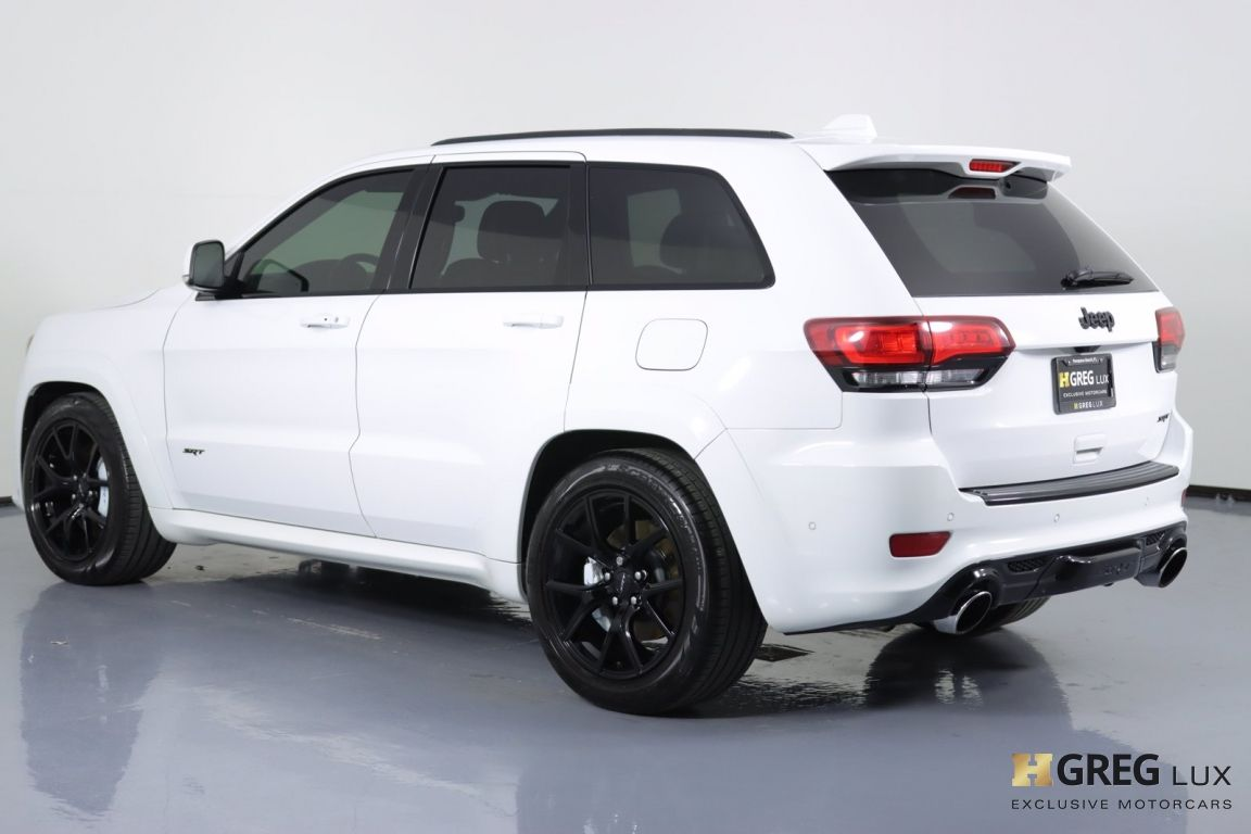 2018 Jeep Grand Cherokee SRT #20