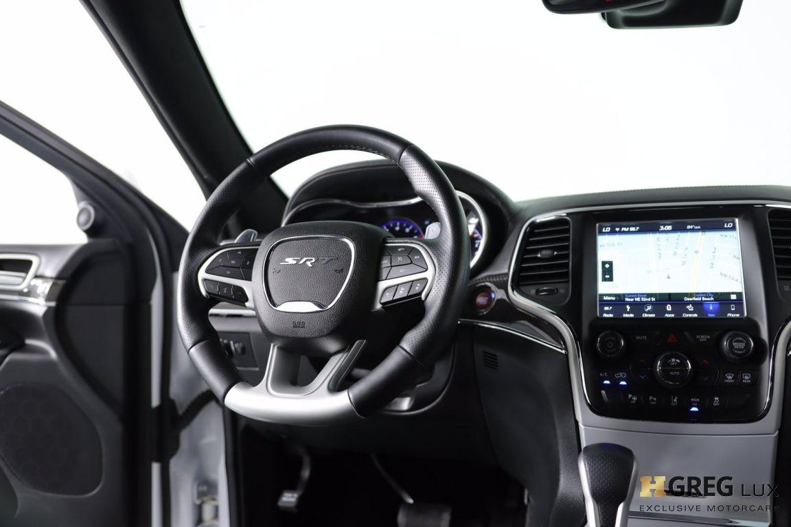 2018 Jeep Grand Cherokee SRT #50