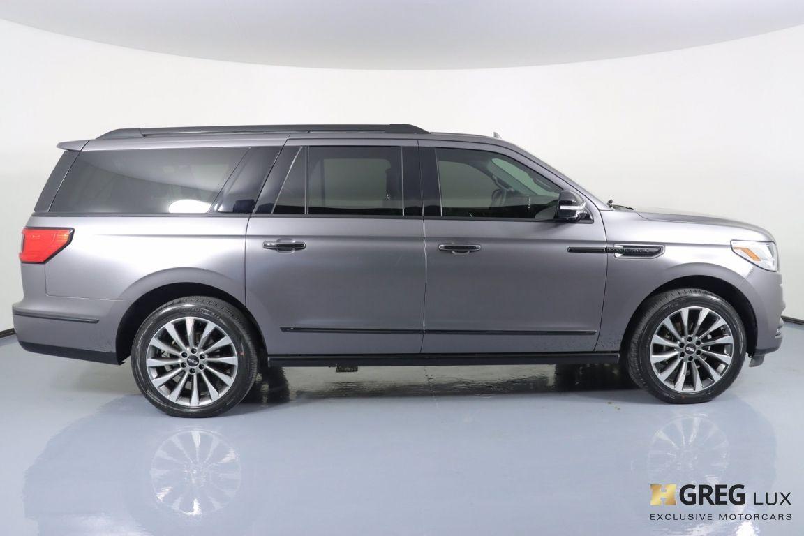 2019 Lincoln Navigator L Select #11