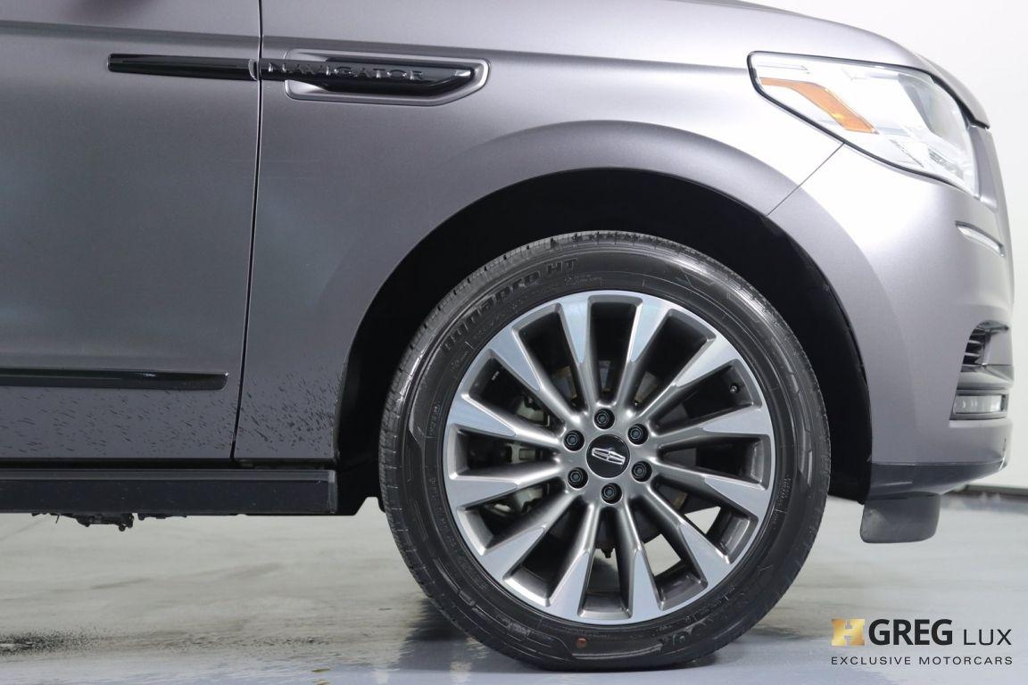 2019 Lincoln Navigator L Select #12