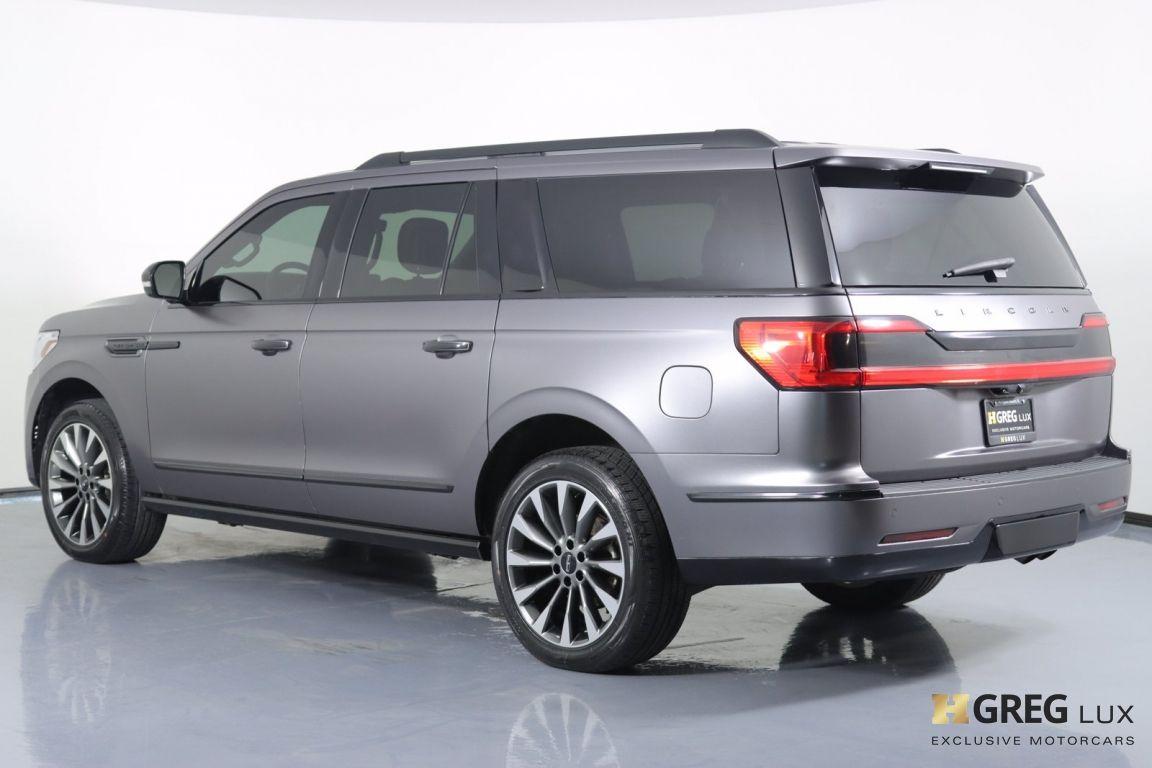 2019 Lincoln Navigator L Select #20