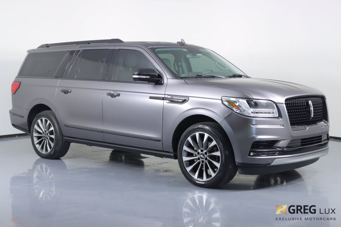 2019 Lincoln Navigator L Select #9