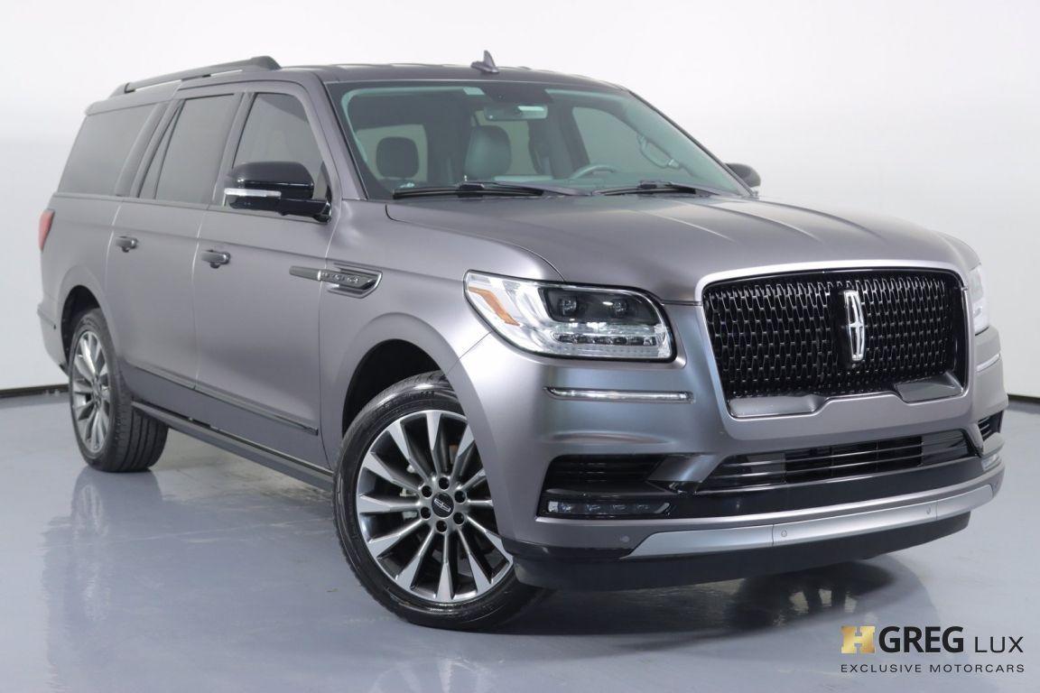 2019 Lincoln Navigator L Select #0