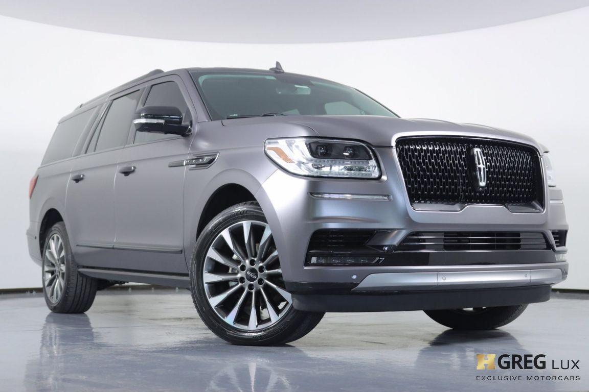 2019 Lincoln Navigator L Select #26