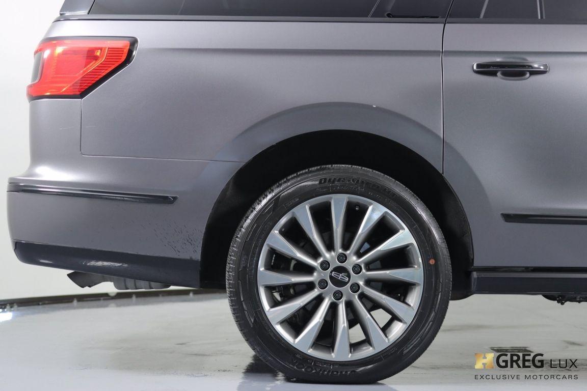 2019 Lincoln Navigator L Select #14