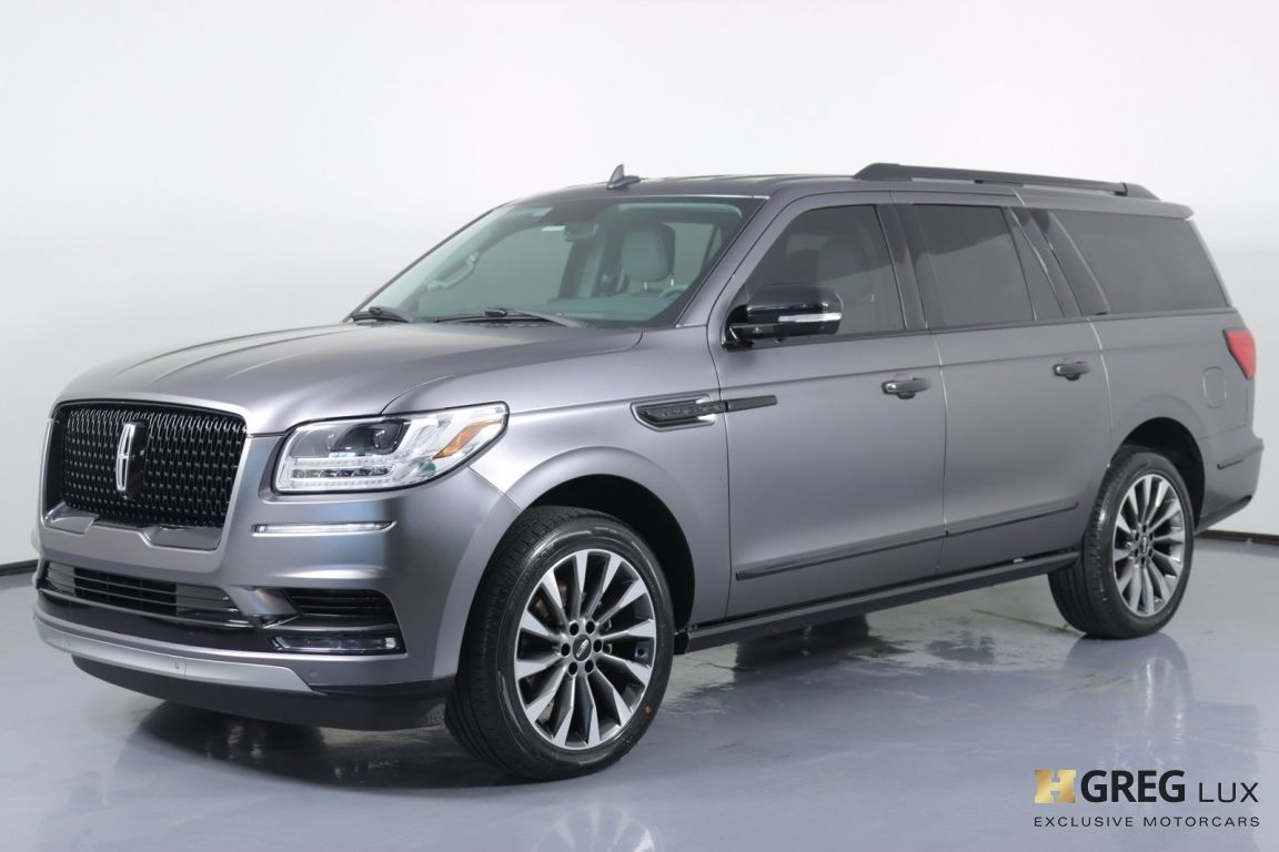 2019 Lincoln Navigator L Select #25
