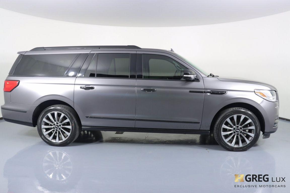 2019 Lincoln Navigator L Select #10