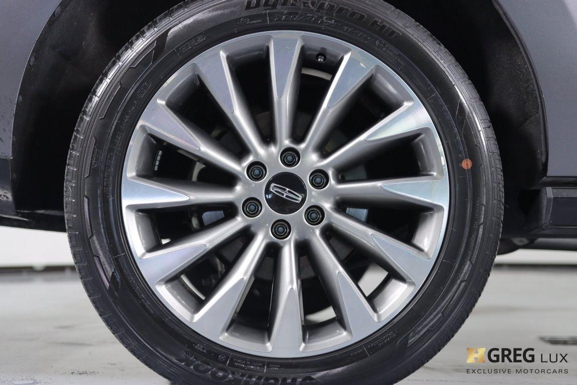 2019 Lincoln Navigator L Select #15