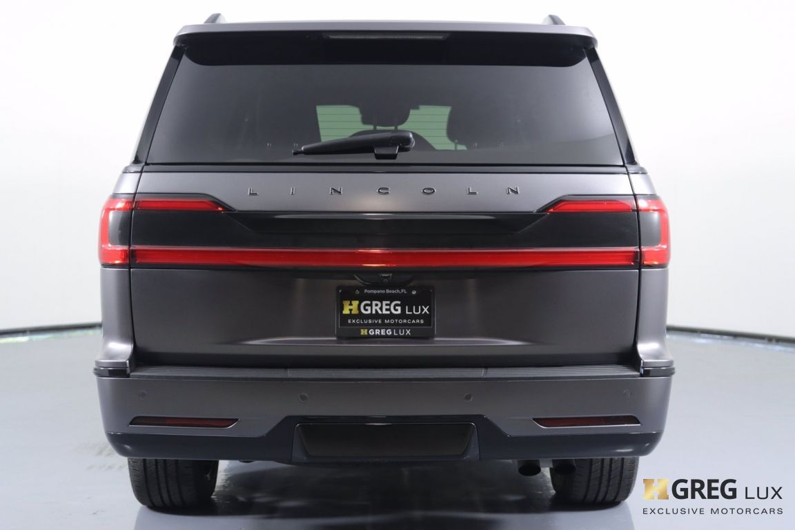 2019 Lincoln Navigator L Select #17