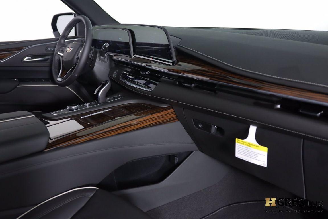 2021 Cadillac Escalade Premium Luxury #53