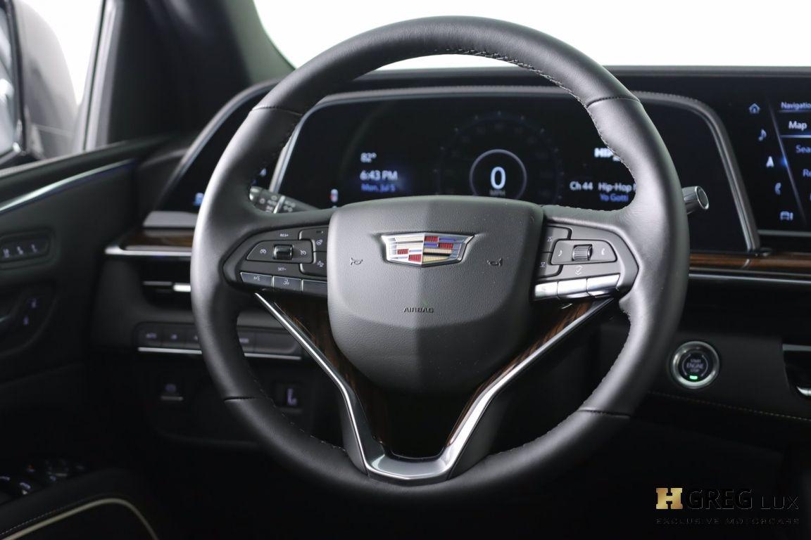 2021 Cadillac Escalade Premium Luxury #51