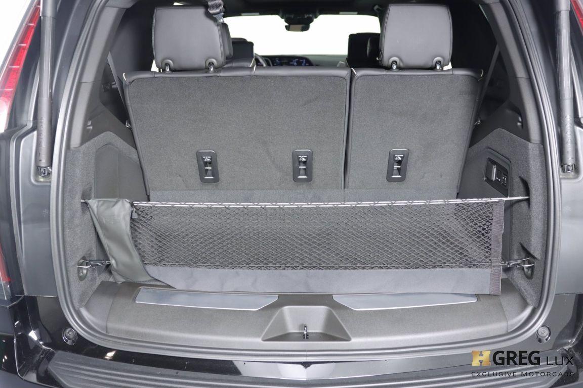 2021 Cadillac Escalade Premium Luxury #52