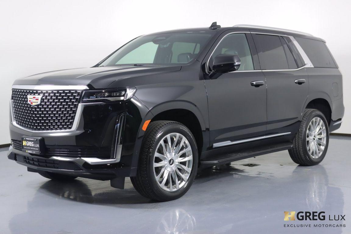 2021 Cadillac Escalade Premium Luxury #27