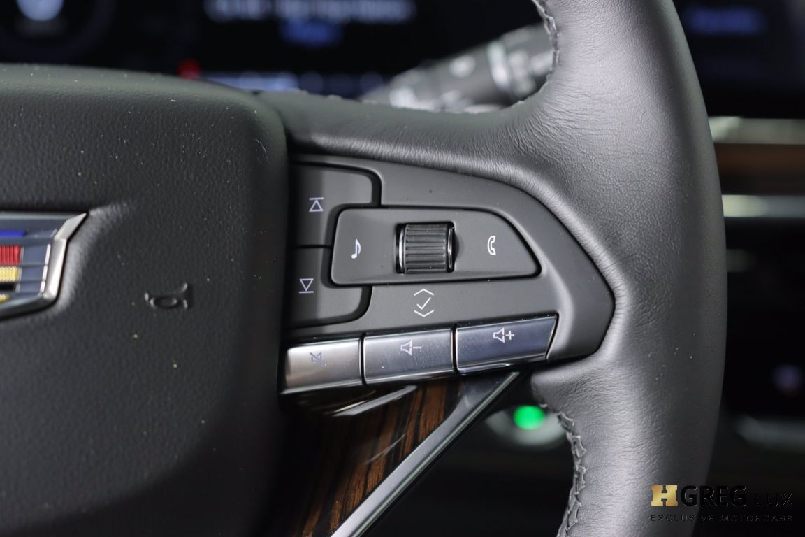 2021 Cadillac Escalade Premium Luxury #48