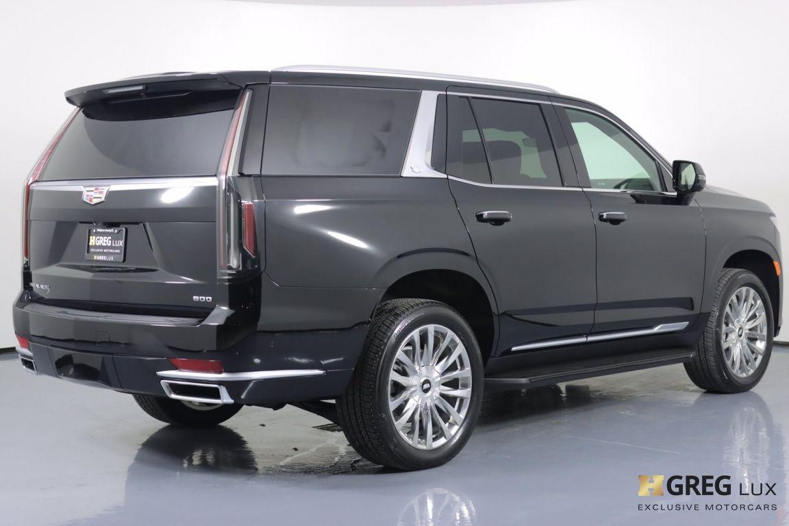 2021 Cadillac Escalade Premium Luxury #15