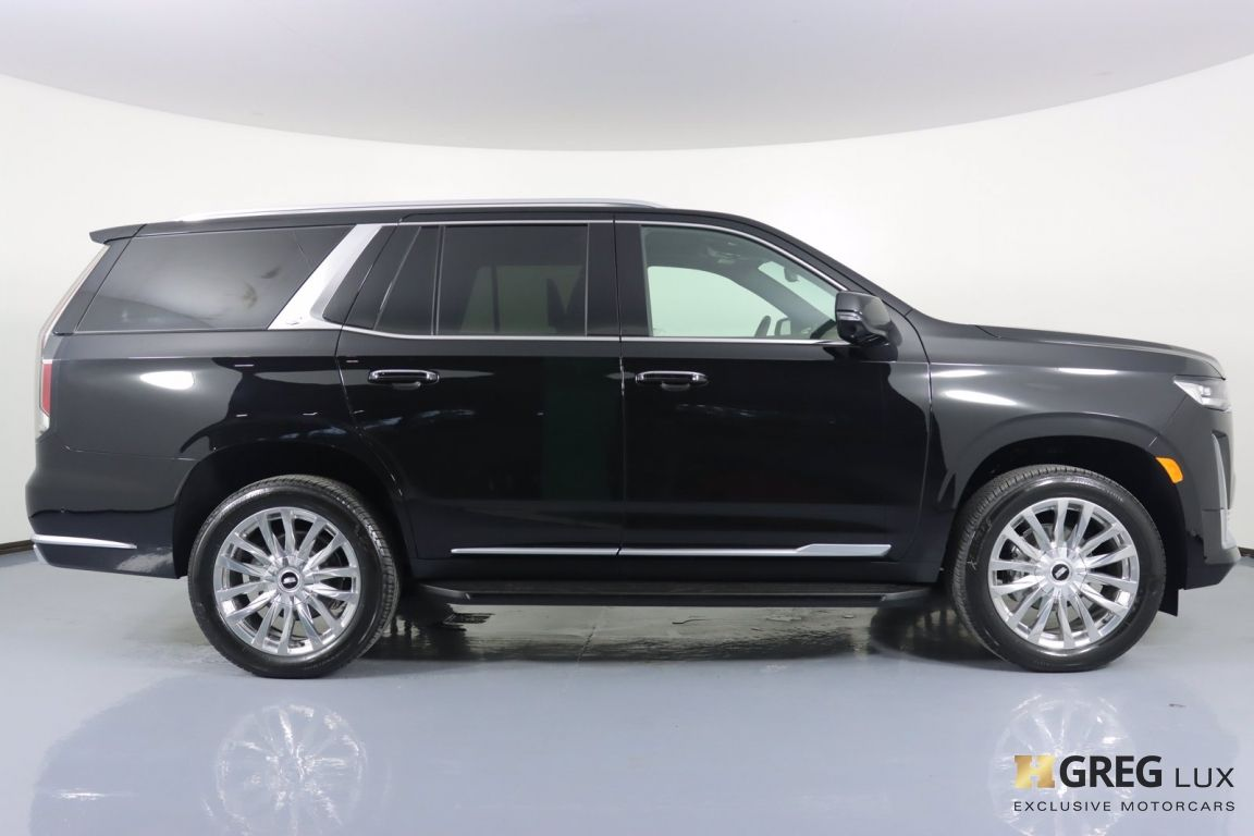 2021 Cadillac Escalade Premium Luxury #10