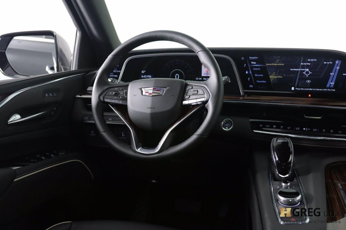 2021 Cadillac Escalade Premium Luxury #50