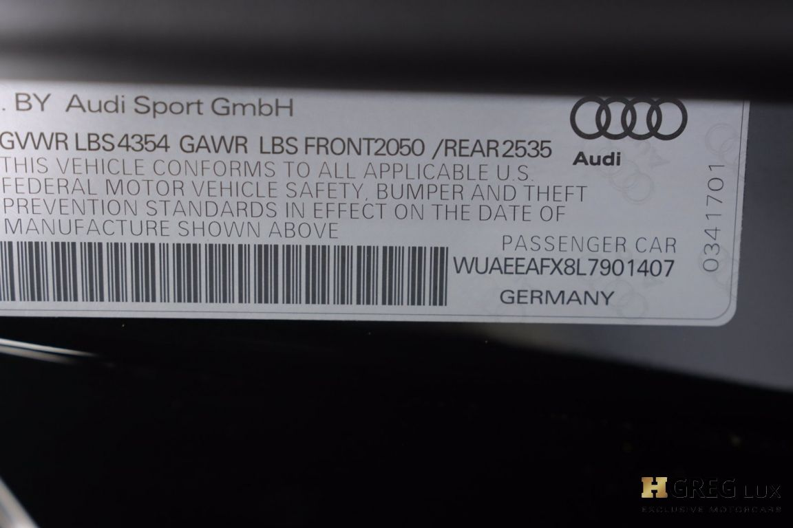 2020 Audi R8 Coupe V10 #50