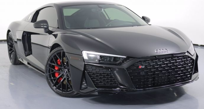 2020 Audi R8 Coupe V10 #0