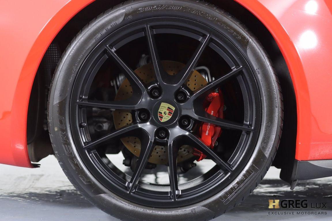 2016 Porsche 911 Targa 4 GTS #14