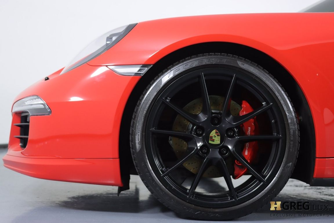 2016 Porsche 911 Targa 4 GTS #22