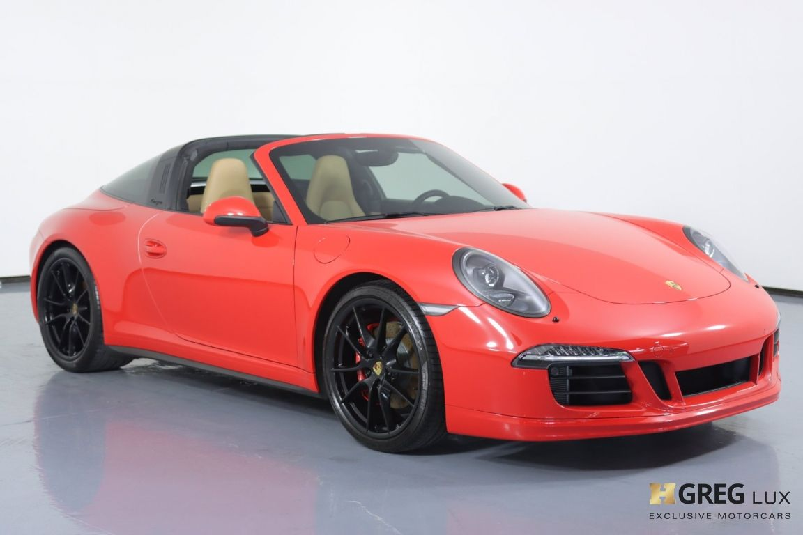 2016 Porsche 911 Targa 4 GTS #9