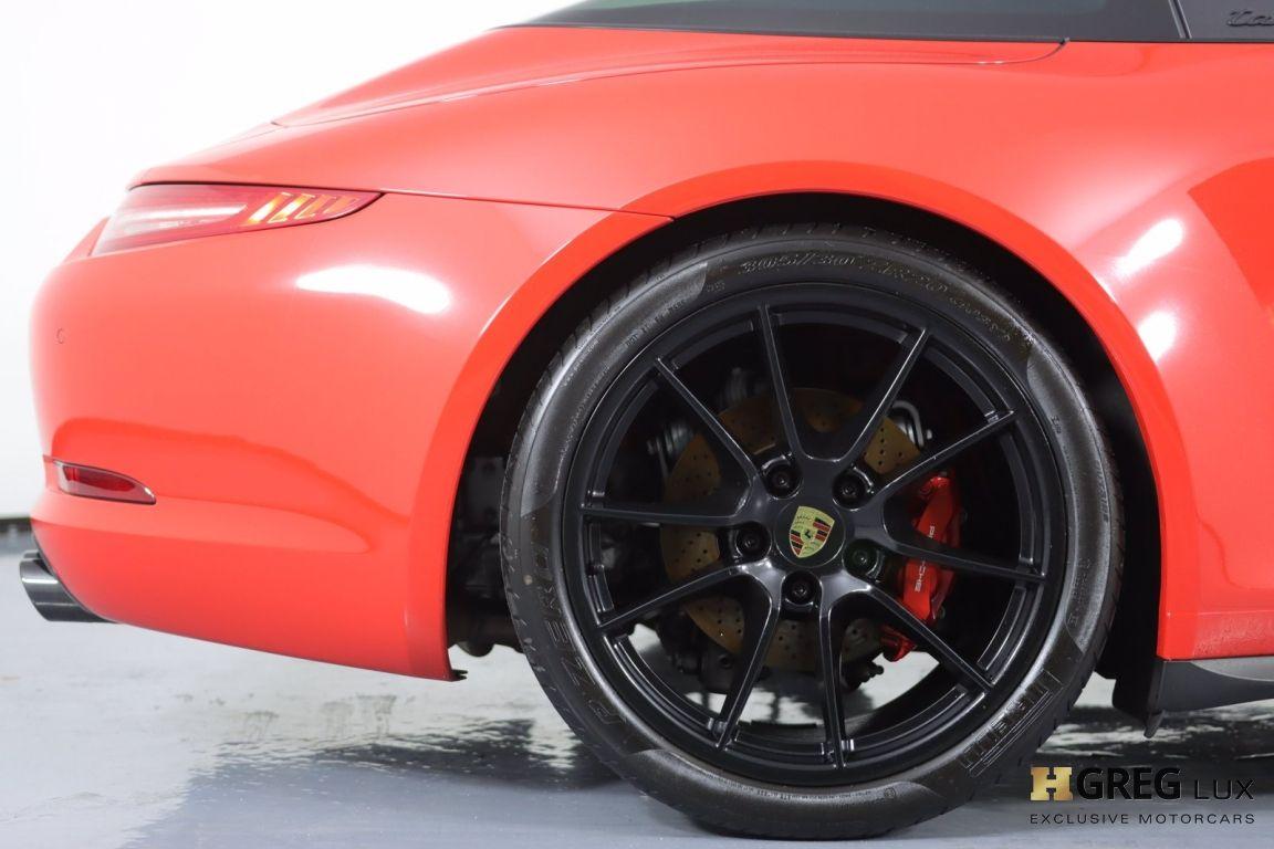 2016 Porsche 911 Targa 4 GTS #13