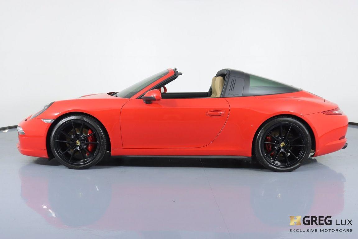 2016 Porsche 911 Targa 4 GTS #21