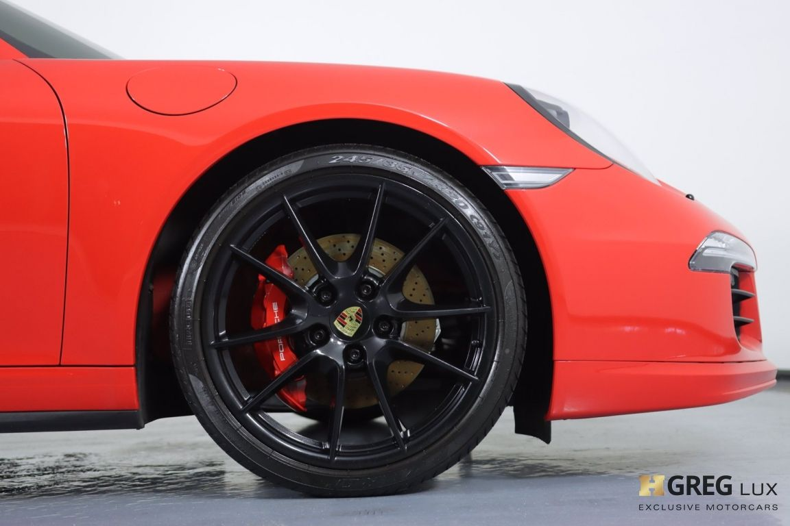 2016 Porsche 911 Targa 4 GTS #11