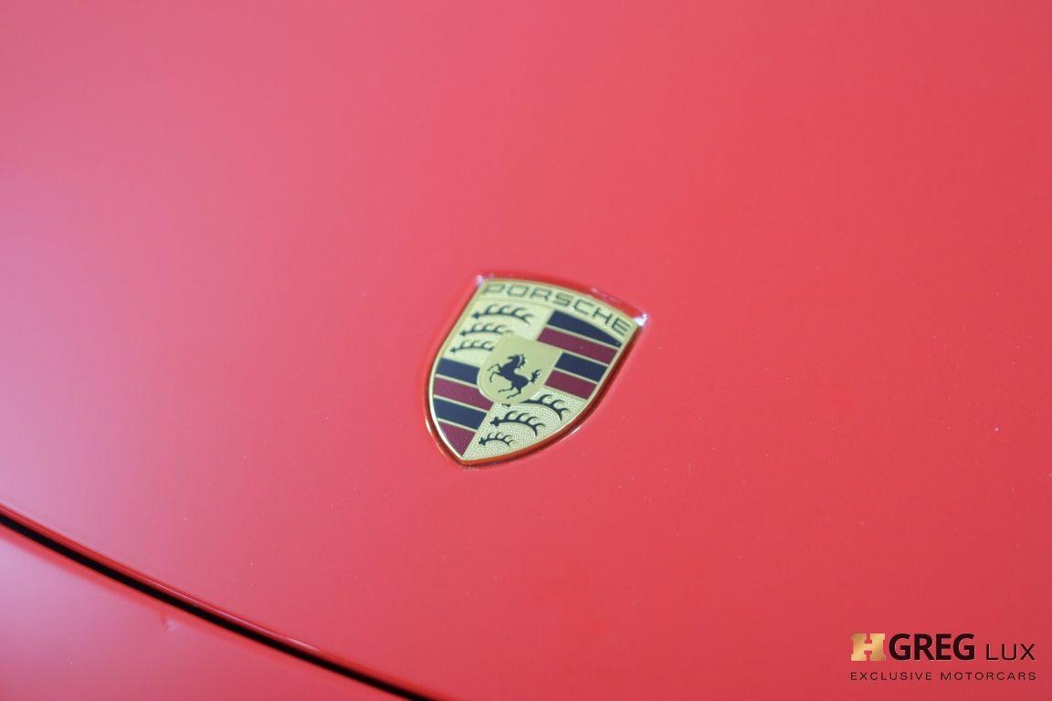 2016 Porsche 911 Targa 4 GTS #8