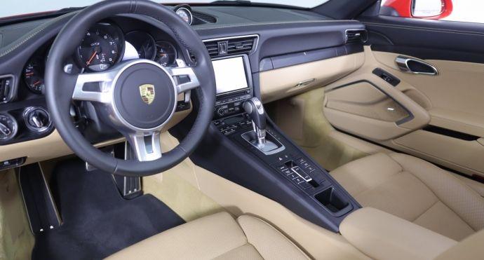 2016 Porsche 911 Targa 4 GTS #1