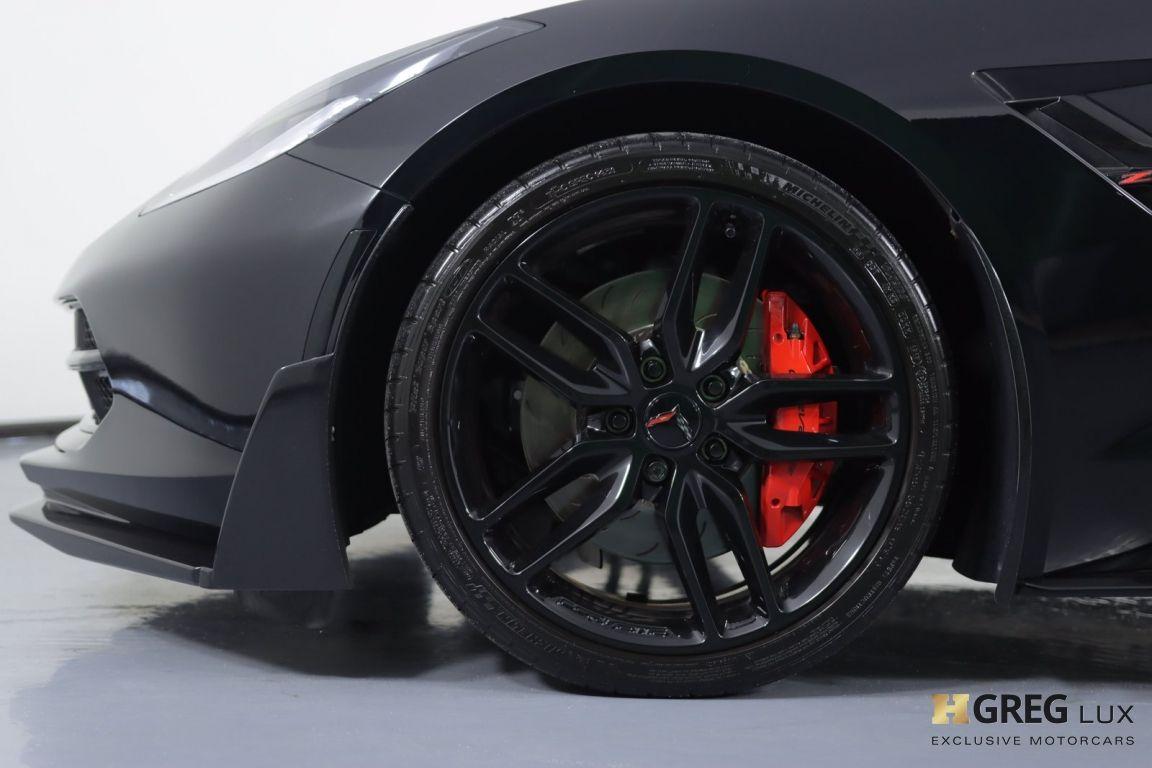 2018 Chevrolet Corvette Z51 1LT #22