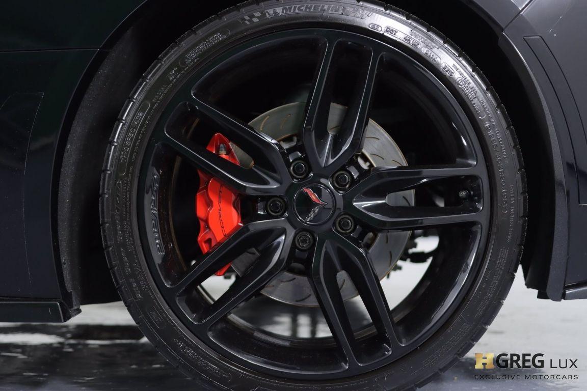 2018 Chevrolet Corvette Z51 1LT #25
