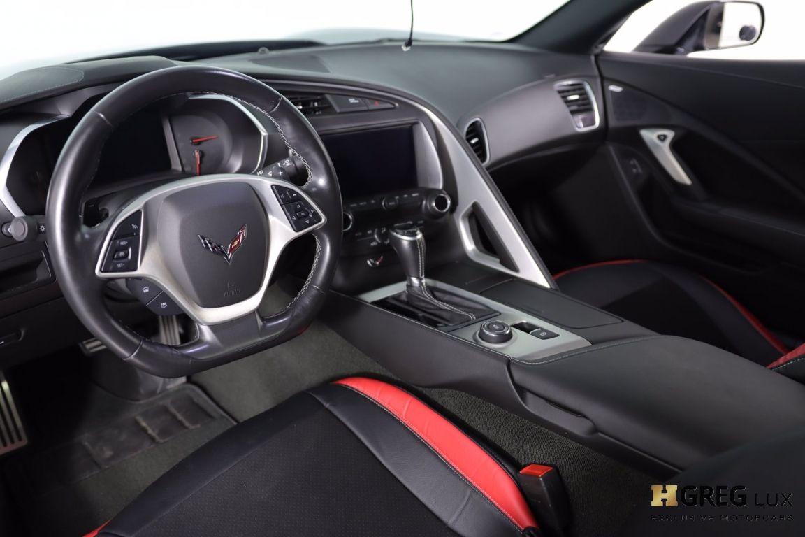 2018 Chevrolet Corvette Z51 1LT #1
